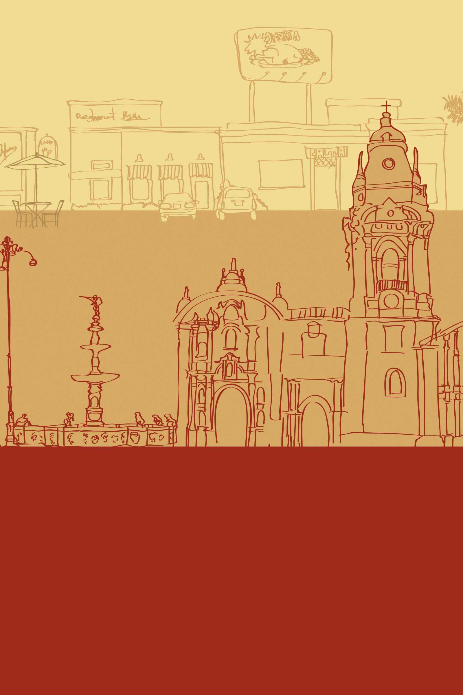 Guía practica de Lima - folleto